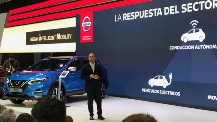 Nissan presenta la Movilidad Inteligente en Barcelona - Foto La Vanguardia