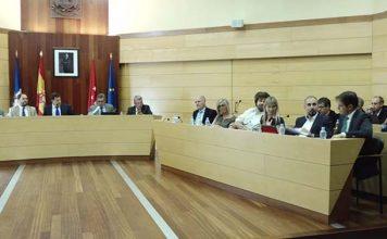 Pleno del Ayuntamiento de Las Rozas