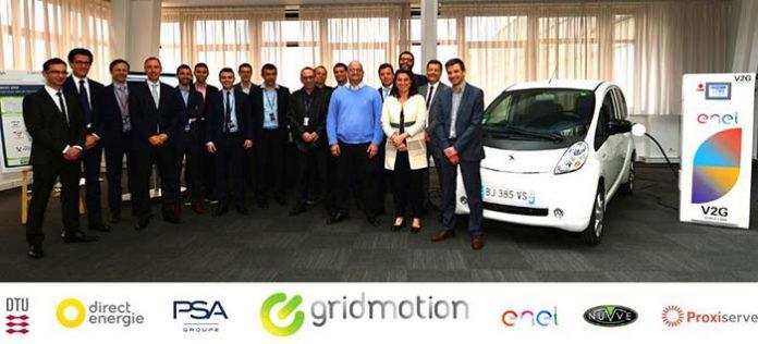 Presentación del proyecto GridMotion para el estudio de la carga inteligente