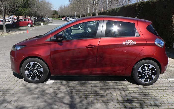 Probamos la autonomía real del Zoe ZE 40 en carretera