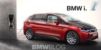 Render del BMW i5 por BMWBLOG