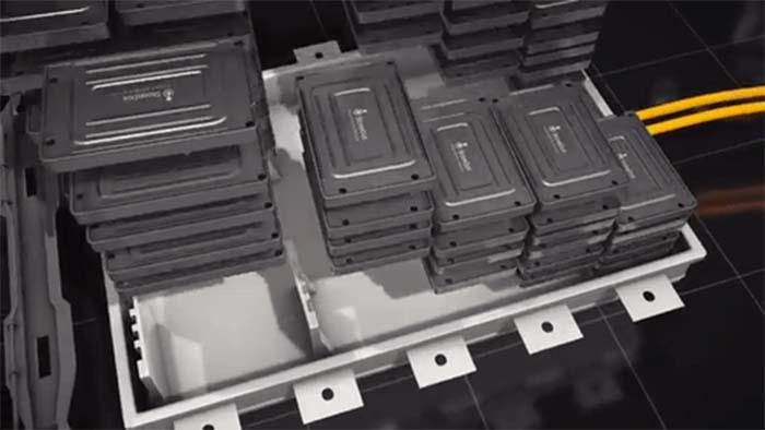 StoreDot presenta una batería de carga ultra rápida