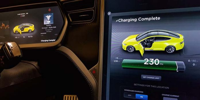 Tesla explica la limitación de potencia de carga en los supercargadores