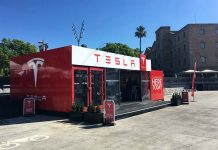 Tesla inaugura hoy su Pop-up store en Barcelona