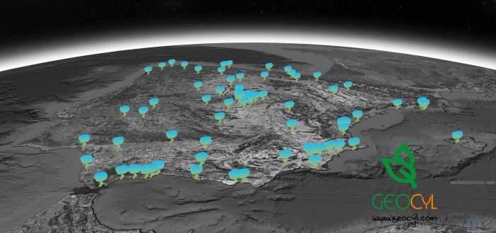 La ruta de 'Mi ciudad inteligente'