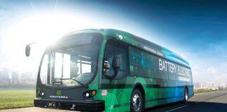 BMWi Ventures invierte en los autobuses eléctricos de Proterra