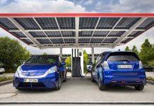 Honda presenta un demostrador de recarga a 150 kW de potencia en Alemania