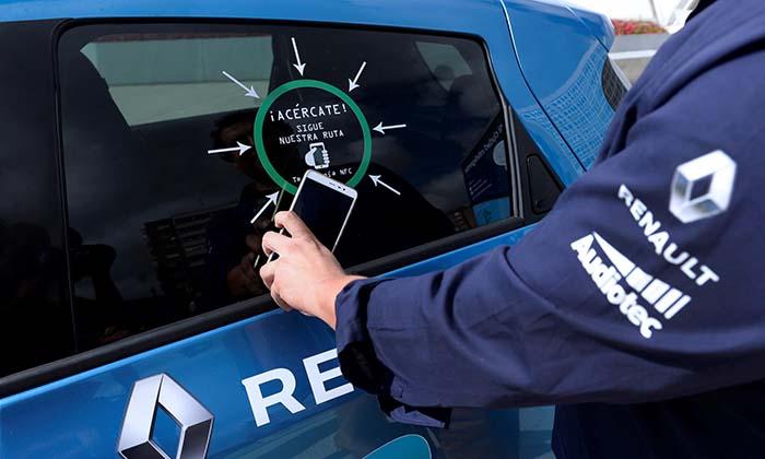 El Renault Zoe se convierte en un coche inteligente