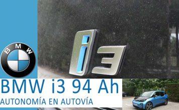 FOTO YOUTUBE BMW i394Ah autovía