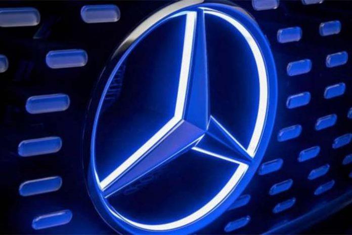 Mercedes prepara el EQ A para presentarlo en el Salón de Fránkfurt