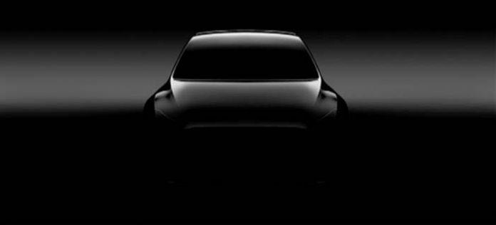 Primera imagen Tesla Model Y