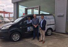 Acuerdo entre Nissan y la Diputación de Gerona para promocionar el vehículo eléctrico