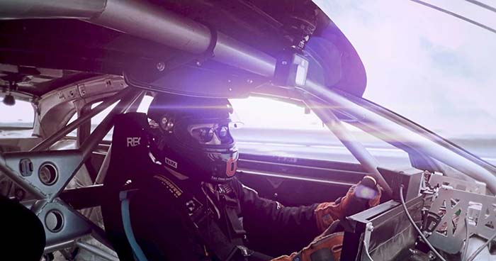 El Lucid Air Alpha alcanza los 378 kmh