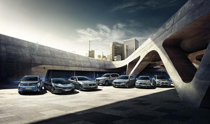 Gama BMWi y BMW iPerformance