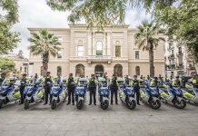 La Guardia Urbana de Barcelona recibe 30 BMW C Evolution
