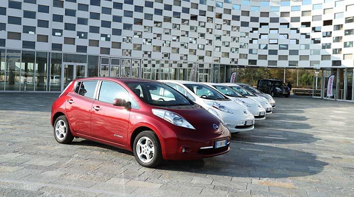 Nissan espera que el 20% de sus ventas en Europa en 2020 sean coches eléctricos