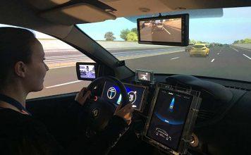 Renault se asocia con Oktal para el desarrollo del vehículo autónomo