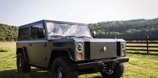Bollinger B1, todoterreno 4x4 eléctrico previsto para 2019