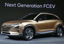 Hyundai FCEV, un SUV de hidrógeno y 800 kilómetros de autonomía