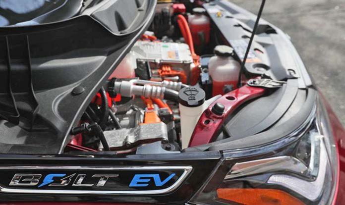 LG planea construir una fábrica de piezas para coches eléctricos