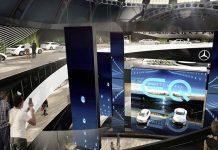 Mercedes-Benz confirma la presentación del primer EQ en Frankfurt