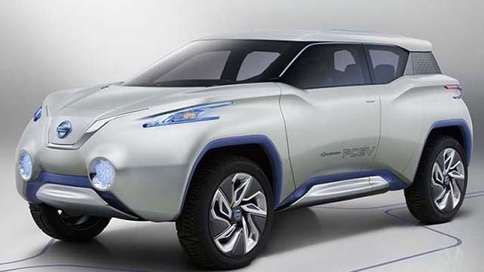 Nissan TeRRa Concept presentado en 2012