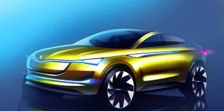 Skoda mostrará el prototipo del Vision E en Frankfurt