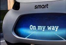Smart presentará un vehículo eléctrico y autónomo para la ciudad