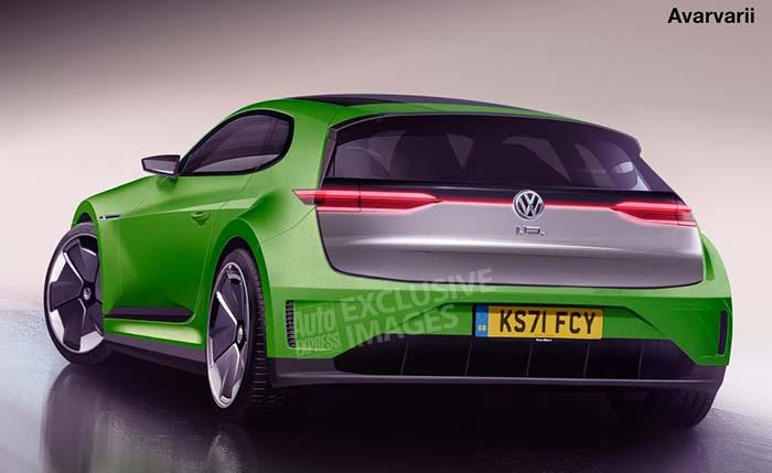 Volkswagen Scirocco eléctrico - Imagen AutoExpress-2
