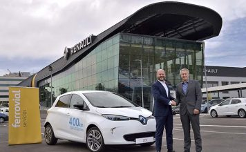 Zity, el carsharing eléctrico de Renault y Ferrovial en Madrid