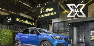Anuncio del Opel Grandland X PHEV