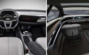 Audi Elaine Concept y Aicon Concept