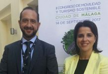 José Carlos Espeso y Elena Bernárdez Llorente