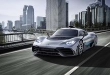 Mercedes-Benz AMG Project ONE