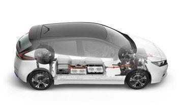 Situación de la batería de 60 kWh del nuevo Nissan Leaf