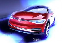 Volkswagen presenta un I.D. CROZZ rediseñado en Frankfurt