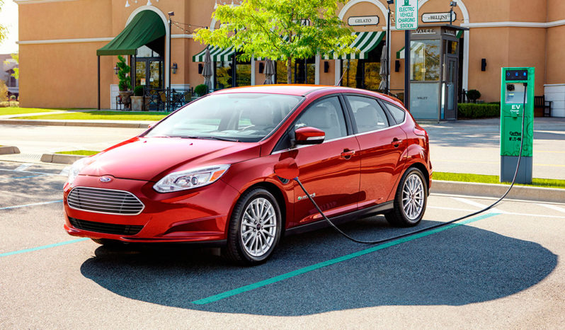 Ford Focus Electric completo