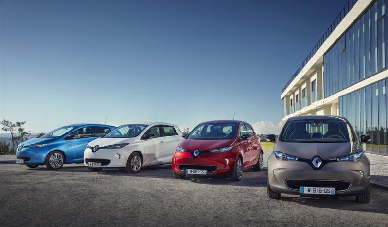 Renault ZOE completo