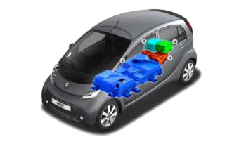 Peugeot iOn completo