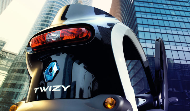 Renault Twizy completo