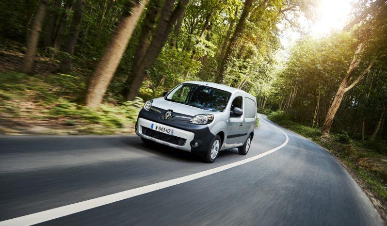 Renault Kangoo ZE completo