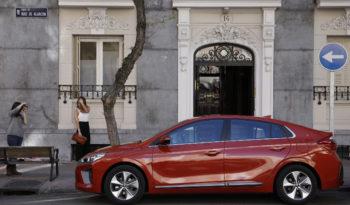 Hyundai Ioniq eléctrico completo