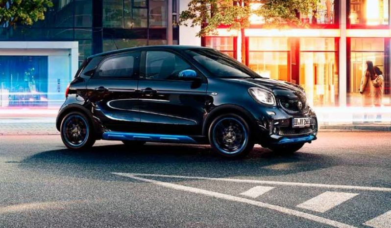 Smart EQ forfour completo