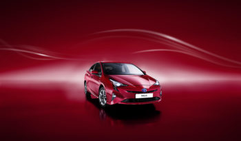 Toyota Prius Plug-In Hybrid completo