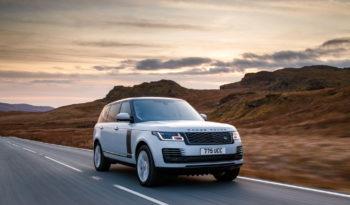 Range Rover PHEV completo