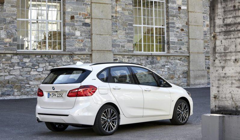 BMW Serie 2 Active Tourer híbrido enchufable completo
