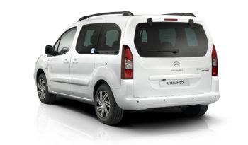 Citroën Berlingo Electric Multispace completo