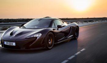 McLaren P1 completo