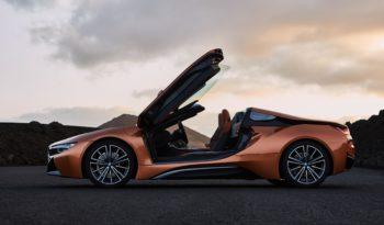 BMW i8 completo