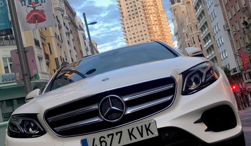 Mercedes Clase E 300 DE completo